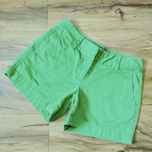 Vineyard Vines Green Shorts Size 0 100% Cotton